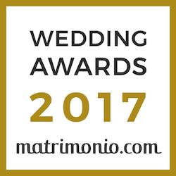 Villa Muggia, vincitore Wedding Awards 2017 Matrimonio.com